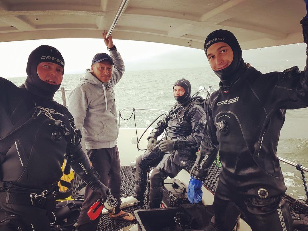 kursy nurkowania gdańsk