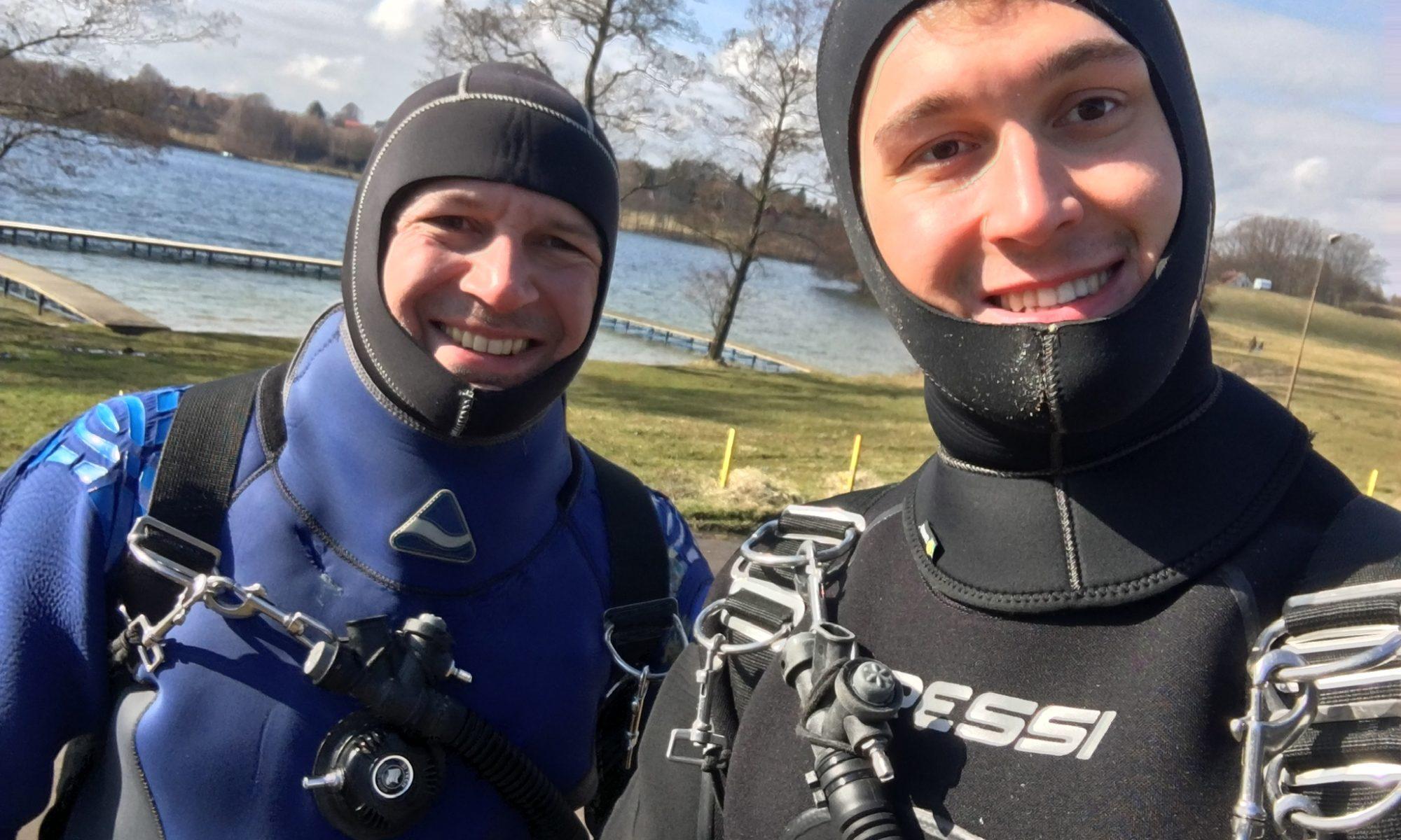 kurs nurkowania technicznego gdańsk