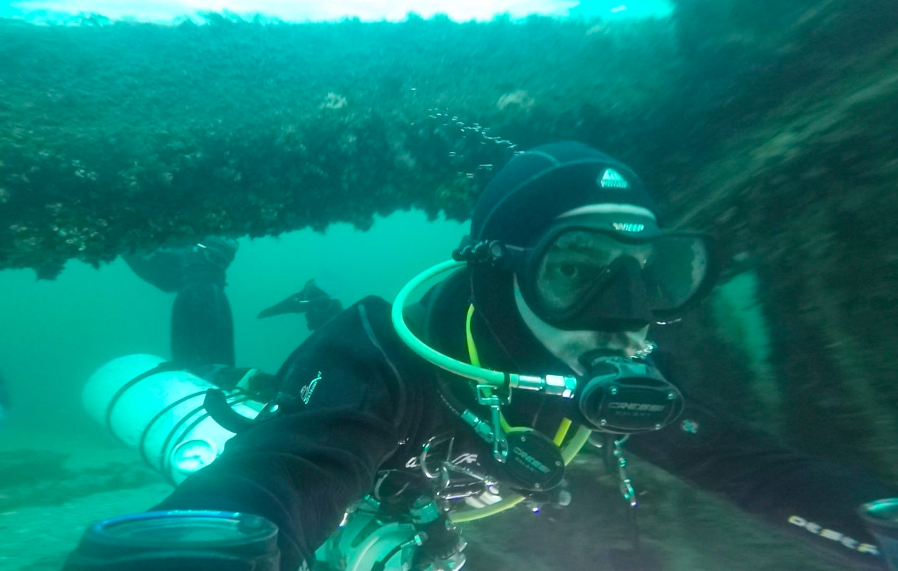 kurs instruktora nurkowania Gdynia