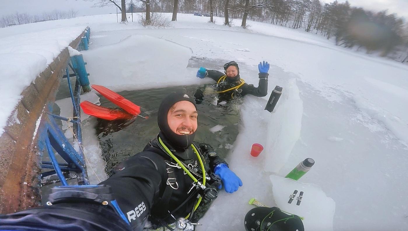kurs nurkowania Gdańsk